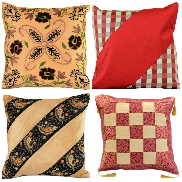 6 Tips and Tricks for Accessorizing with Throw Pillows