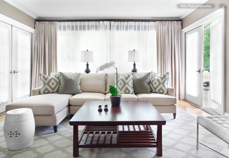 Houzz Solid w:Patterms