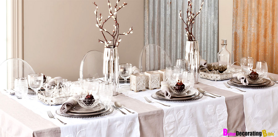 Zara2 Stylish Holiday Ideas Table Dcor Tableware Diy