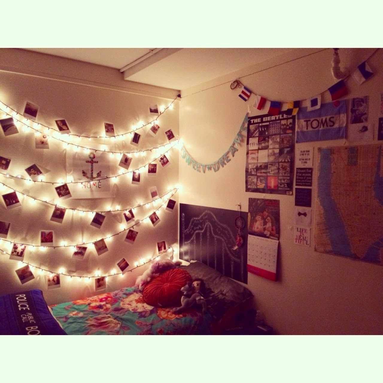 Decorative lights for dorm room - Fairylights