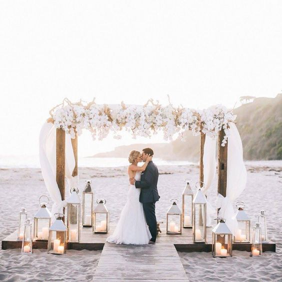 The Ultimate Beach Wedding