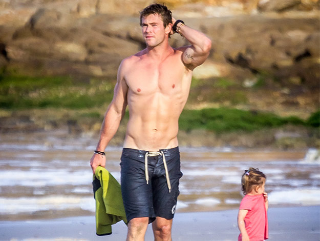 Inside Chris Hemsworth's Byron Bay Beach-side Home
