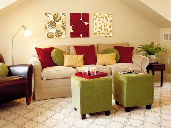 A Home Decor Guide To Color Contrasting