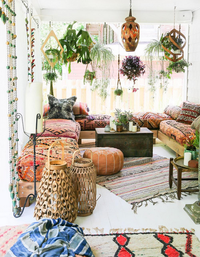 10 boho decor instagram accounts to follow for Style at home instagram