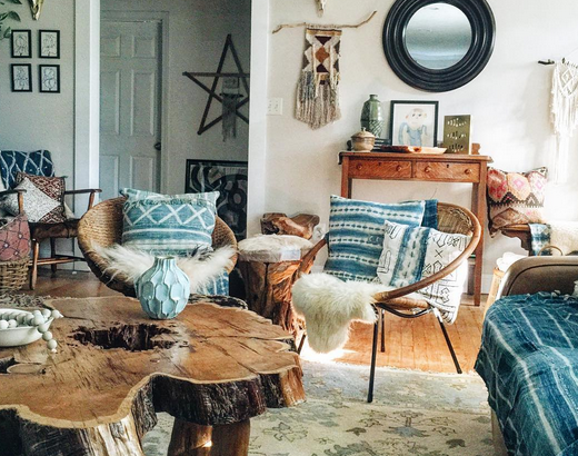 10 boho decor instagram accounts to follow - Boho chic deco ...