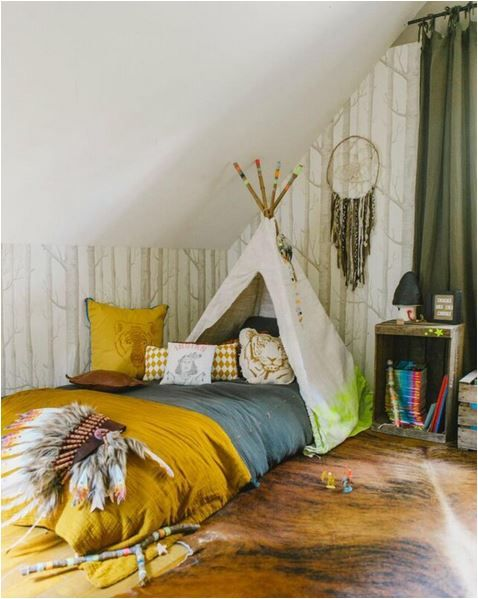 Styling boho for kid 39 s bedrooms for American bedroom