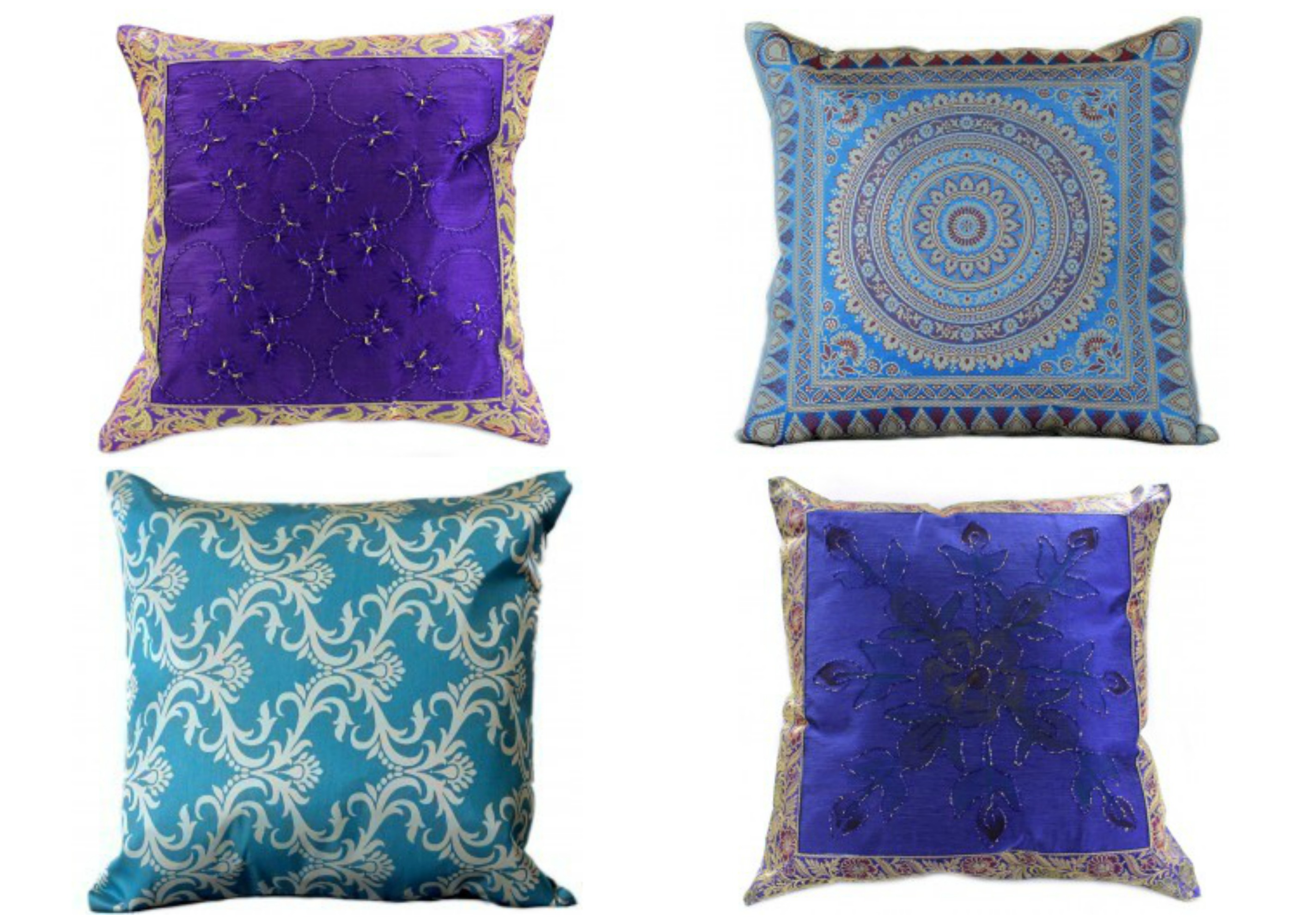 blue-boho-printed-cushion-covers