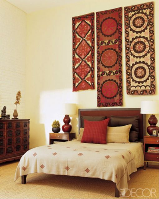 Indian Home Decorating Ideas Part - 46: Indian-ethnic-decor-wall-hangings
