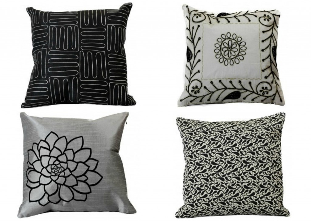 monochrome-print-cushion-covers
