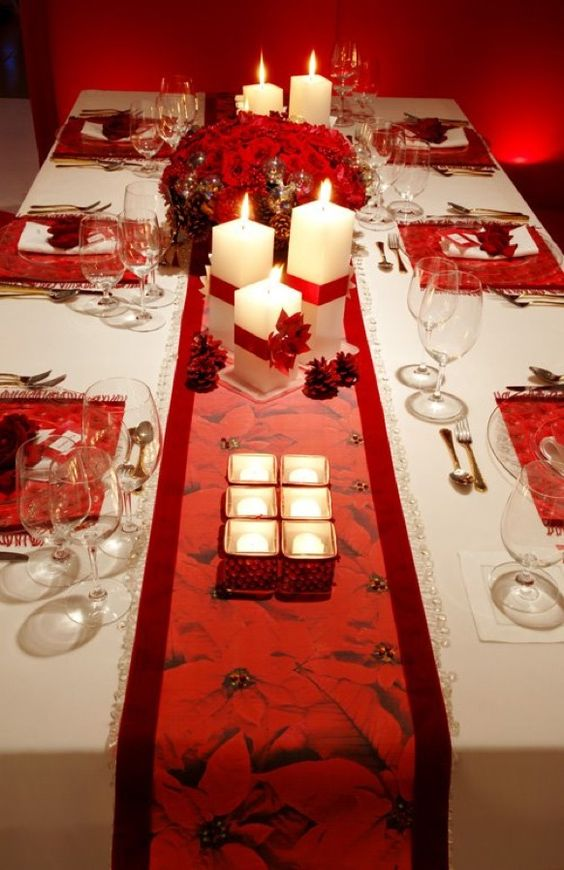 red-christmas-flowers-table-layout
