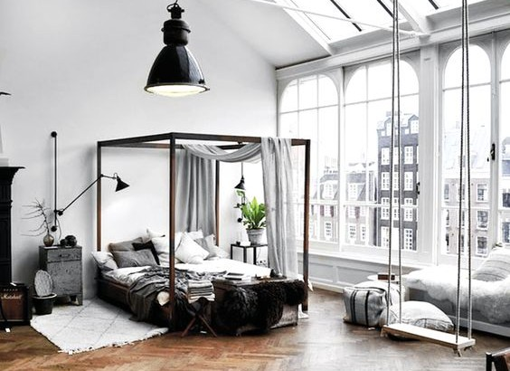 Bedroom Loft Apartment