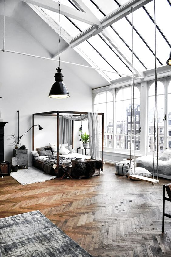 Decorating a loft apartment what you need to know for How to make a loft room