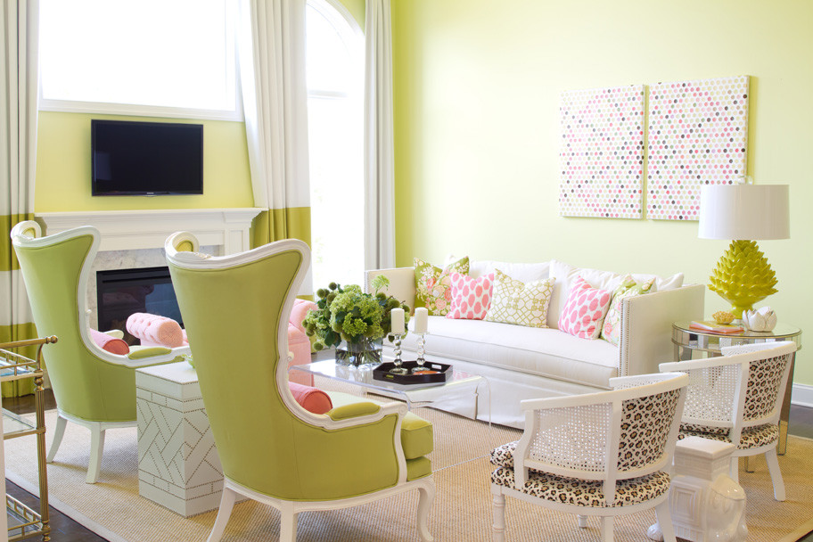 5 Spring Colors To Instantly Update Your Home