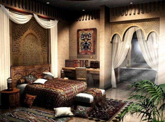 Exceptional Traditional Indian Inspired Decor