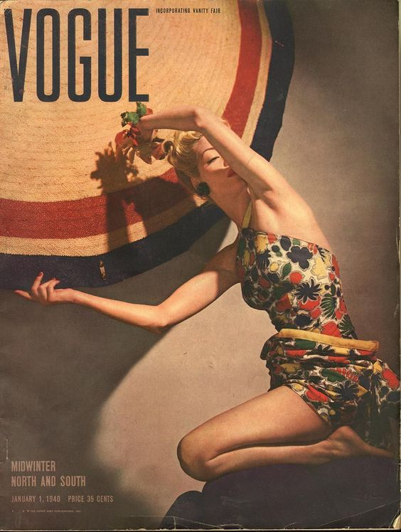 Vogue Covers Through Time 1920s Today