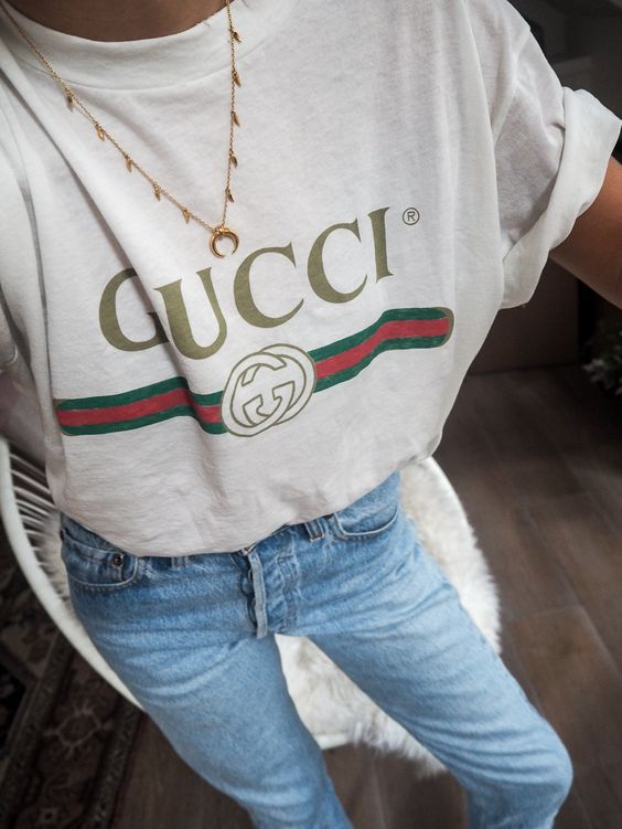 Gucci Slides Aesthetic