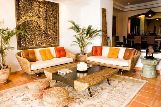 How to create an indian inspired living room - Indian home decor online style ...