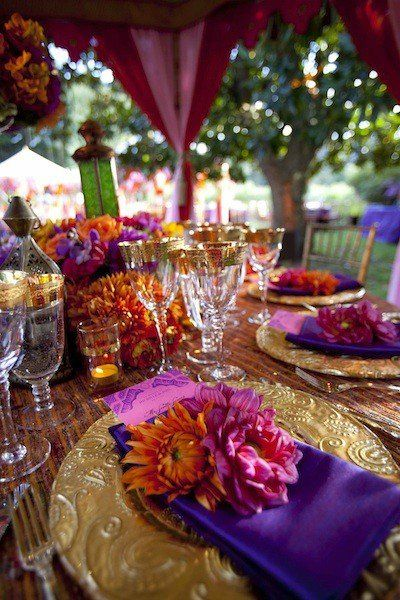indian-themed-wedding-table