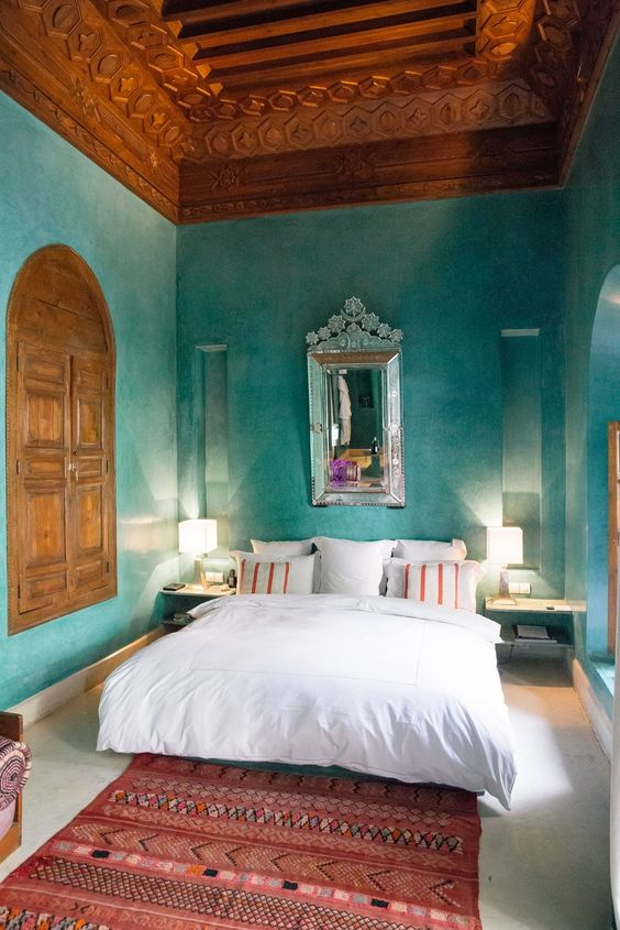 moroccan-style-bedroom