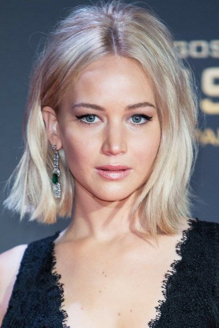 Jennifer Lawrence Just Changed Her Hair Color