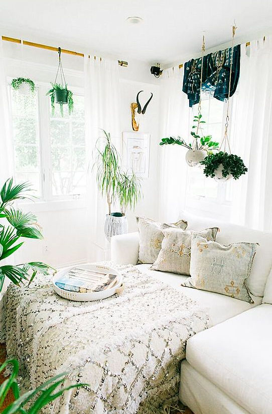 terrific cute bohemian bedroom ideas | Minimalist Boho Bedrooms That Are Beyond Cute