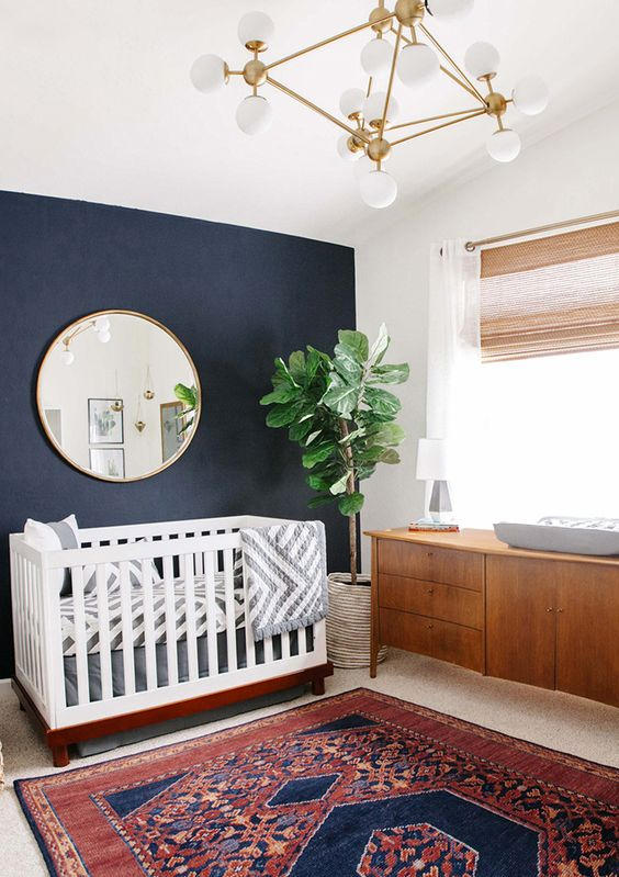 How To Create A Gender Neutral Boho Nursery