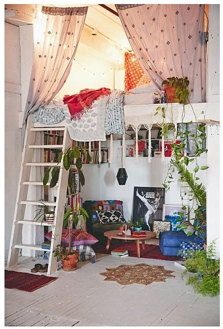 indian-inspired-room-with-lof-bed
