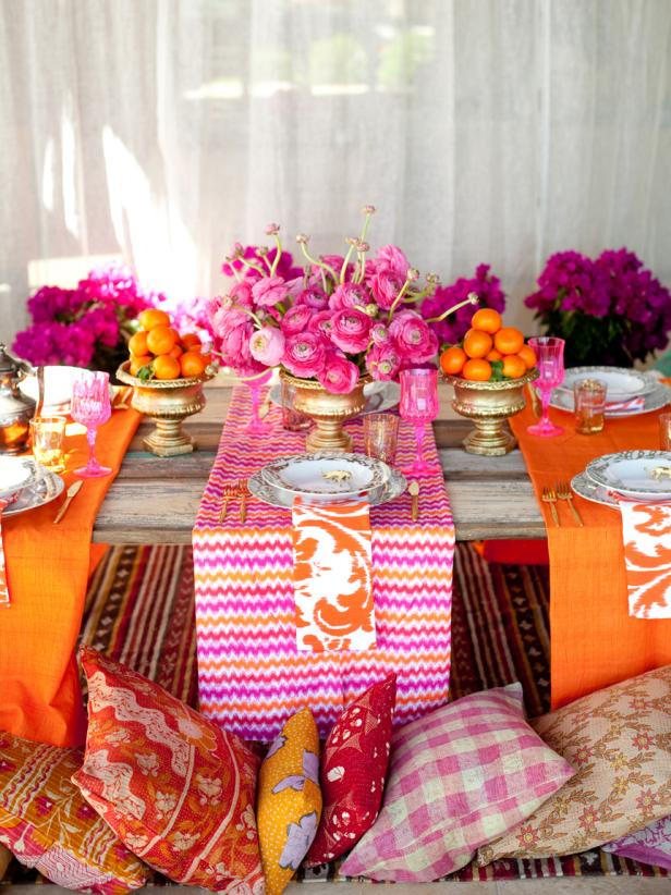 orange-and-pink-indian-inspired-table-layout