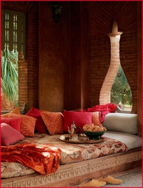 20 Indian Inspired Rooms You Ll Fall In Love With. Indian Style Decorating  ...