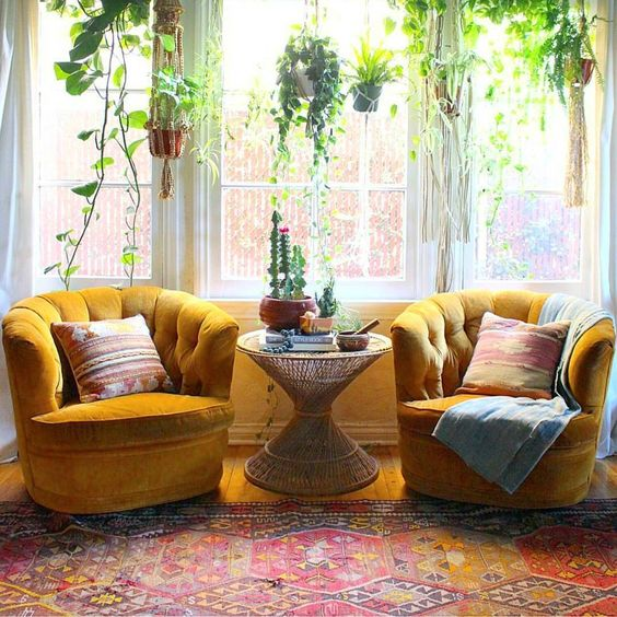 10 home decor color combinations that are actually magic for Mustard living room ideas