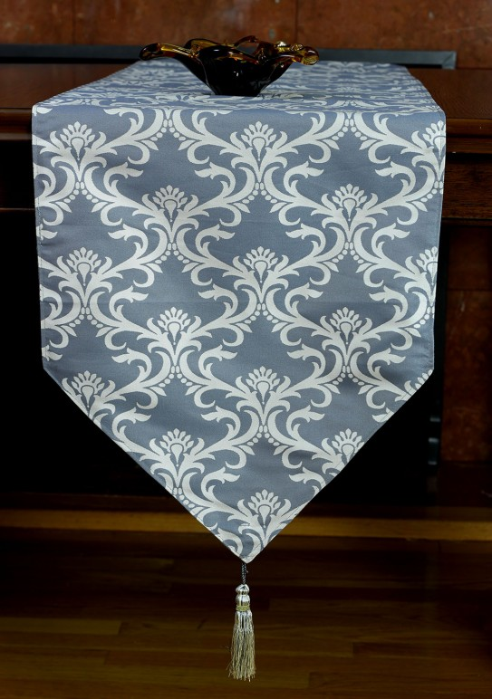 > runner  Style Damask Elegant Home > Table Runners  elegant  Table Runner table