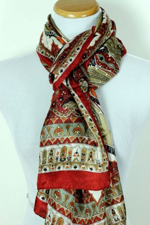 History Of Scarves A Journey Into The Evolution Of The Scarf