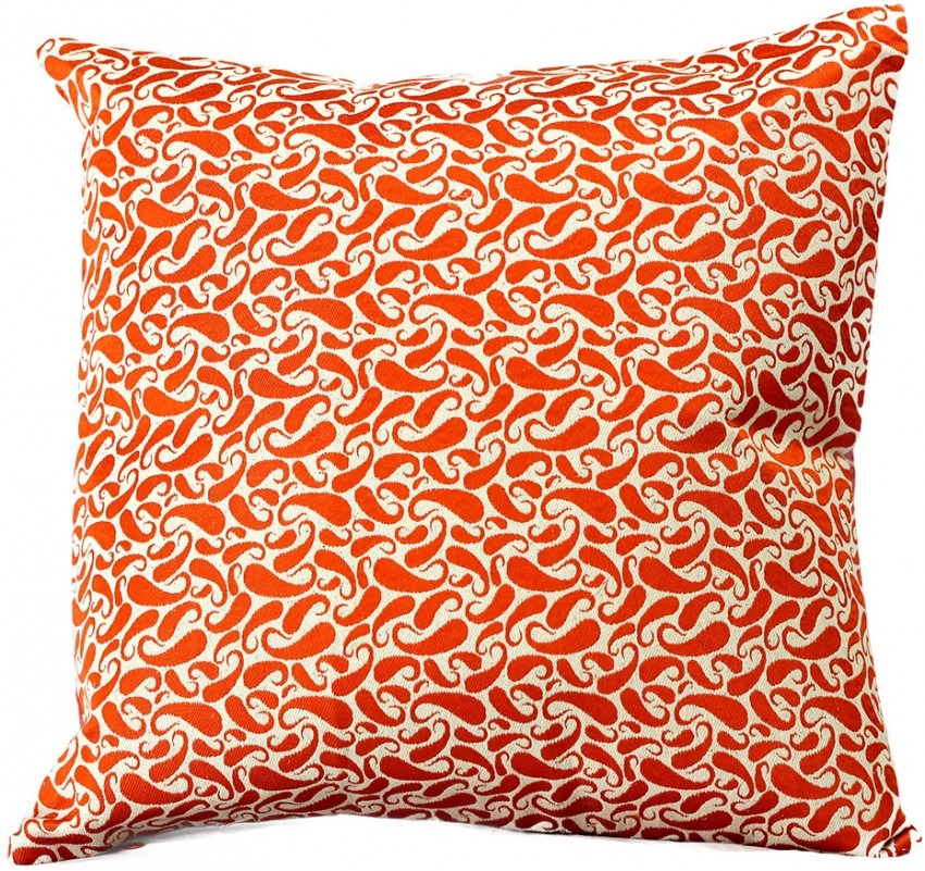 Jacquard Throw Pillows : Jacquard Paisley Pillow Covers, 16