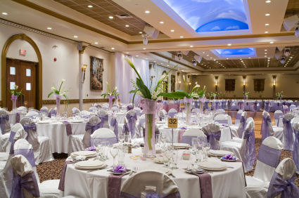 Elegant Decor for Receptions
