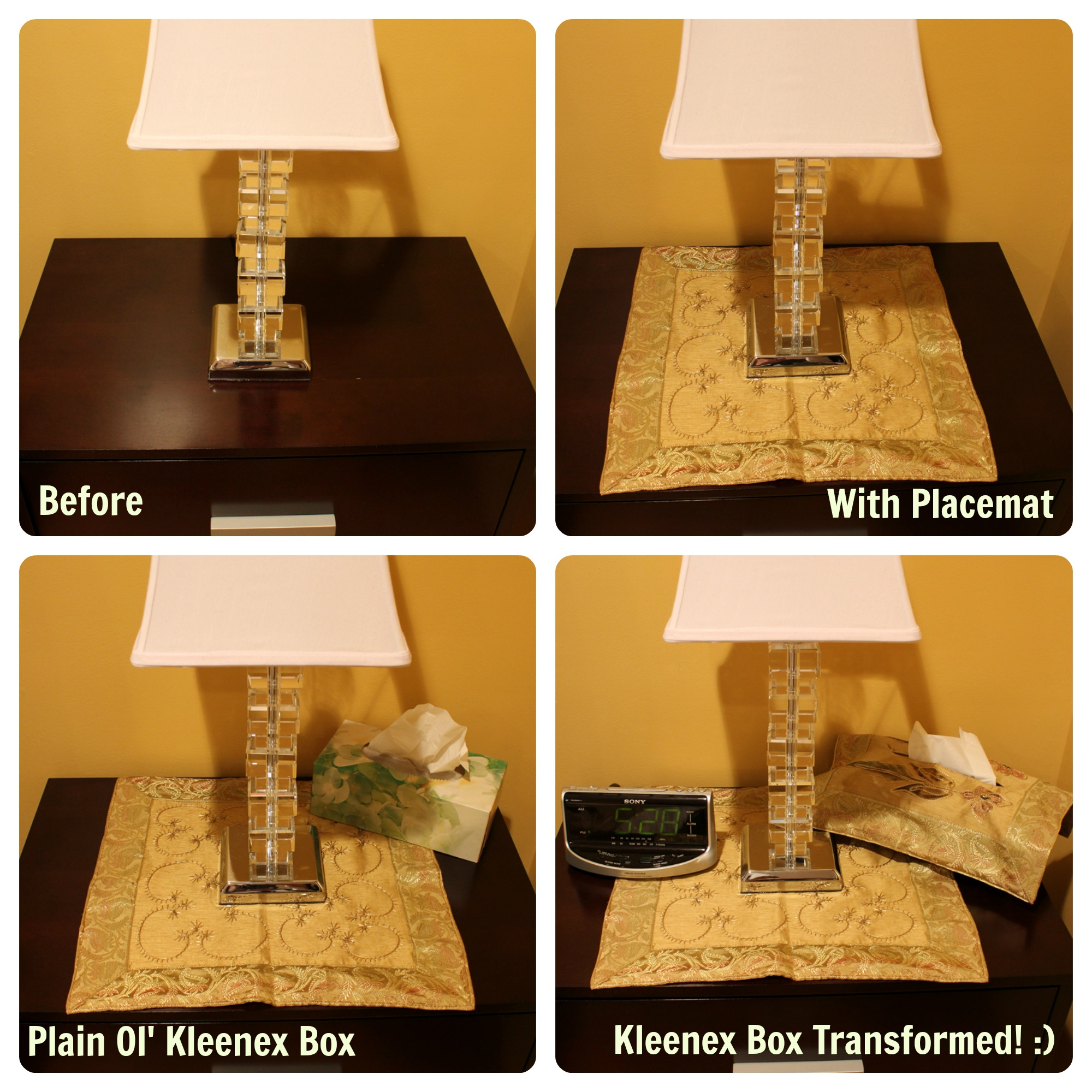 Decorate A Picture: How To Decorate A Nightstand And Give It An Elegant Look