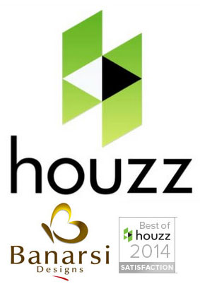 Banarsi Designs Awarded Best of Houzz 2014