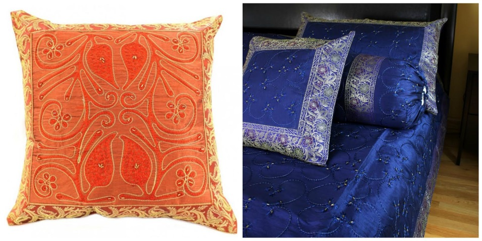 Throw Pillow Covers & Bedding