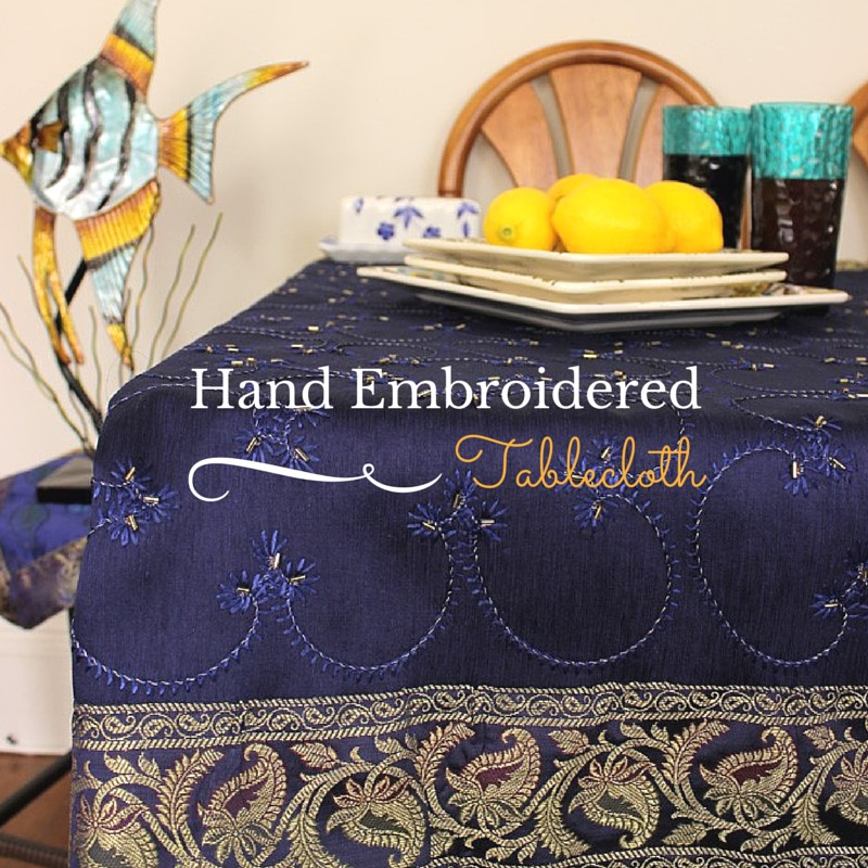Bohemian Style Tablecloth