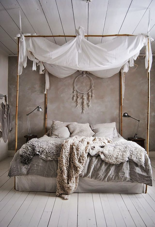 Boho Chic For Your Bedroom
