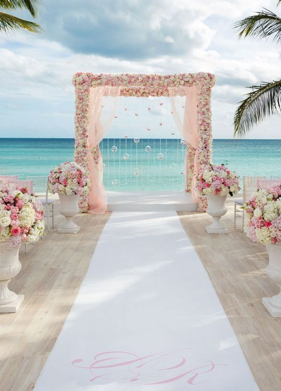 The Ultimate Beach Wedding Bahamas Locations