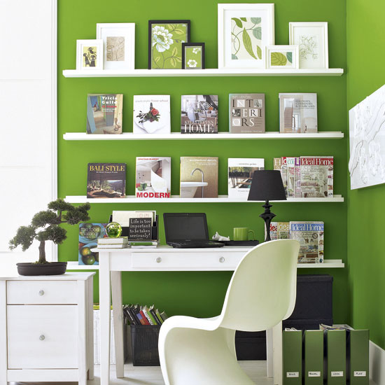 green-office-color
