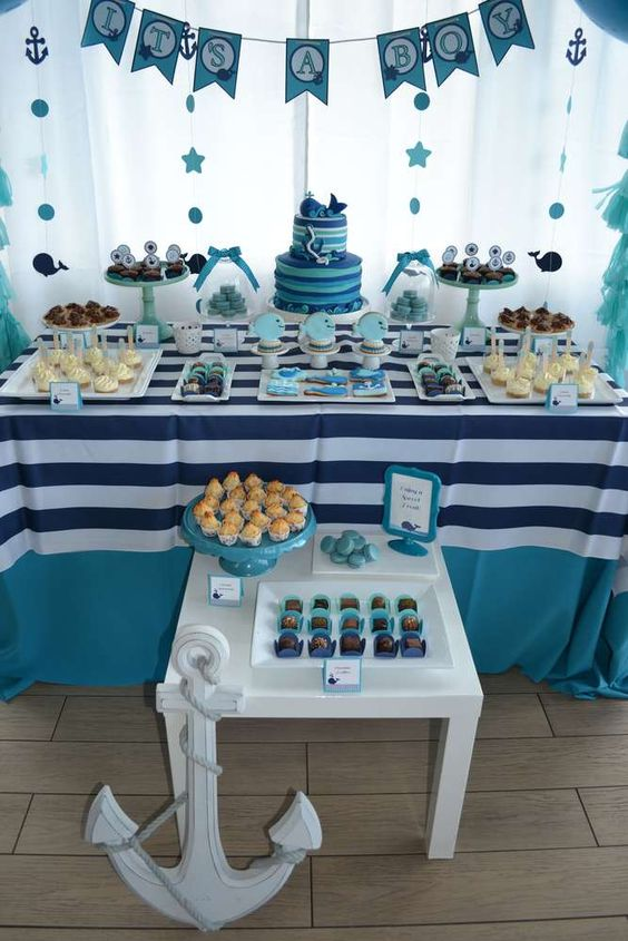 10 Cute Creative Baby Shower Ideas