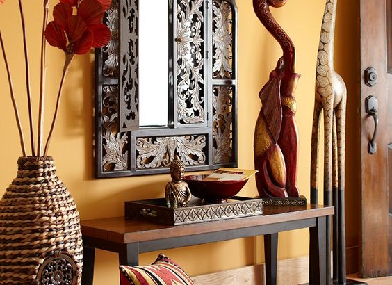 Image of: Safari Style Furniture For Safari Inspired Homes