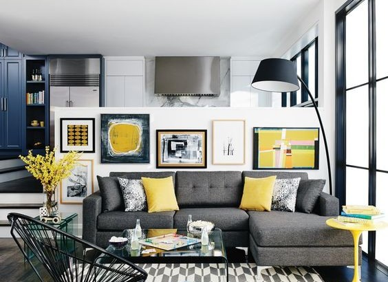 How To Style Citrus Tones In Your Home