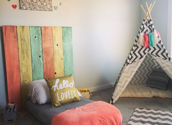 27 Stylish Ways To Decorate Your Children S Bedroom: Styling Boho For Kid's Bedrooms