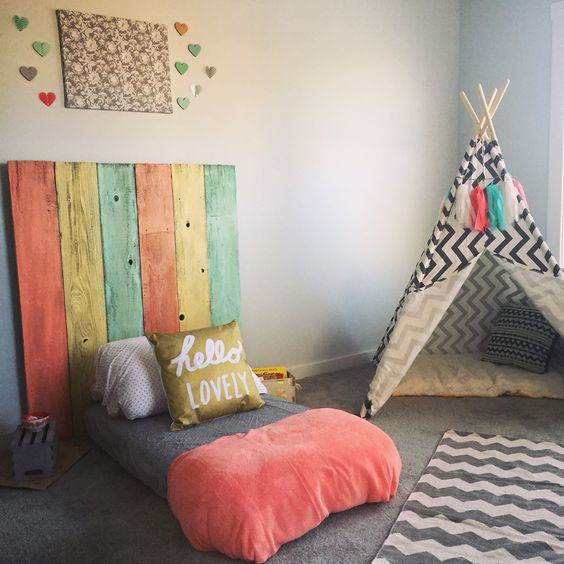 Boho Kids Rooms: Styling Boho For Kid's Bedrooms