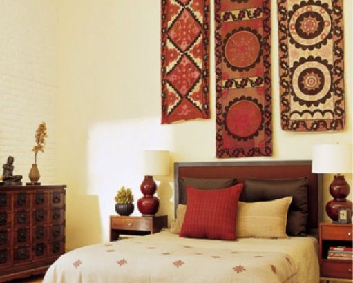 Bedroom design archives banarsi designs blog for Ethnic bedroom ideas
