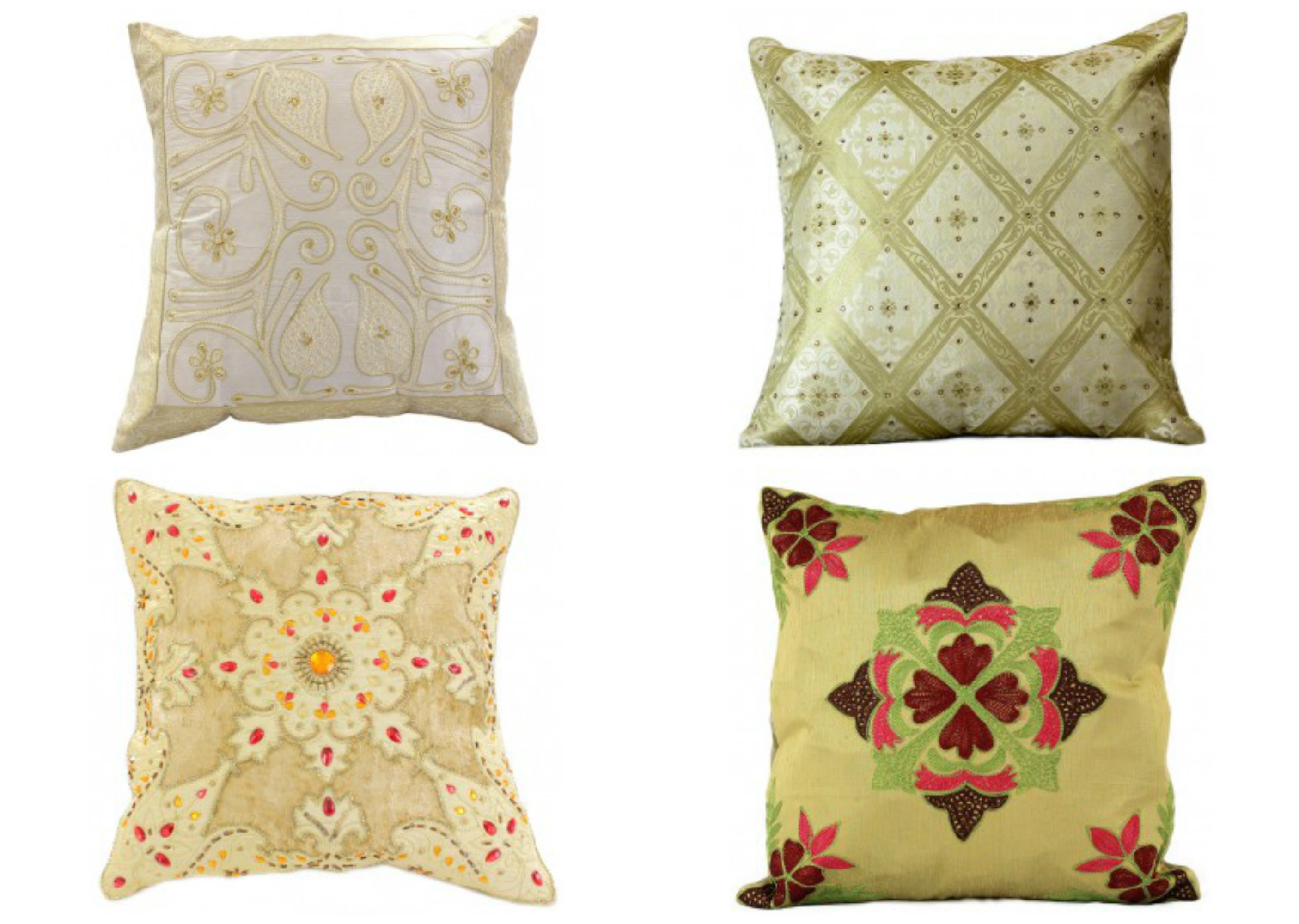 neutral-boho-print-cushion-covers