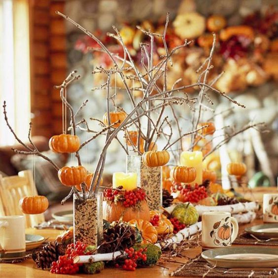 pumpkin-tree-thanksgiving-table-layout