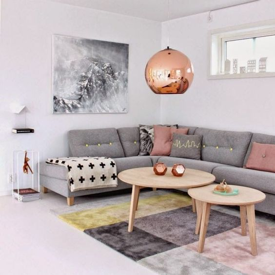 living-room-with-copper-accents